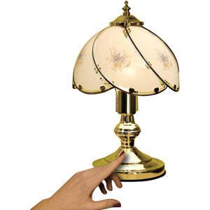 bedside touch lamps photo - 9