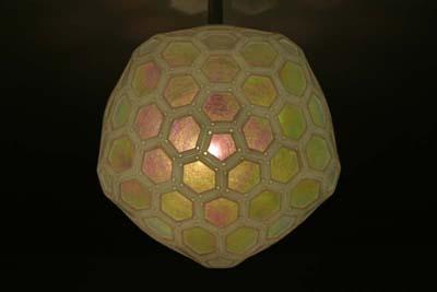 beehive lamp photo - 6