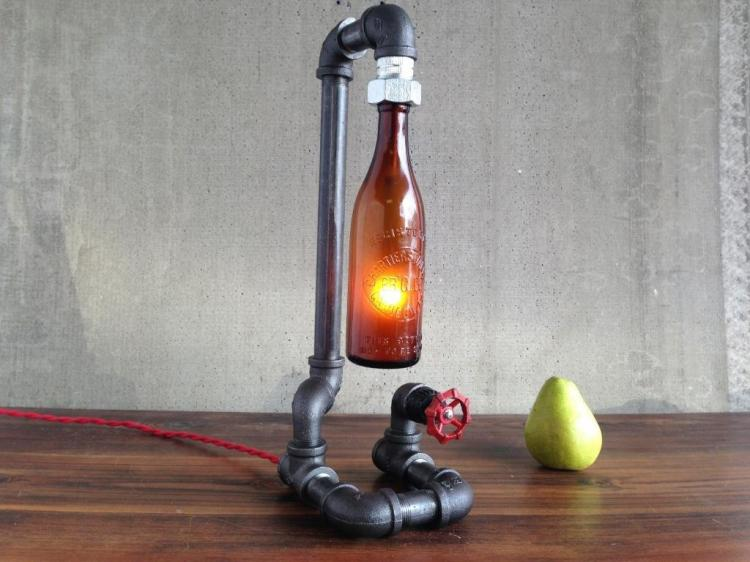 beer lamp photo - 10