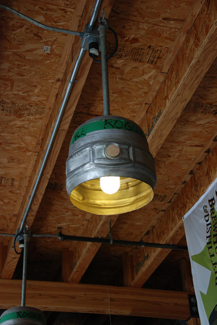 beer lamp photo - 2