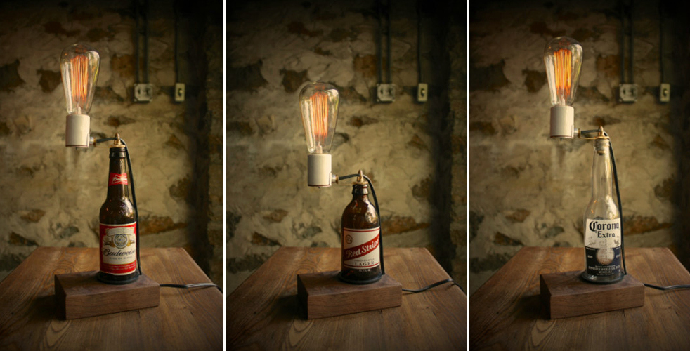 beer lamp photo - 7