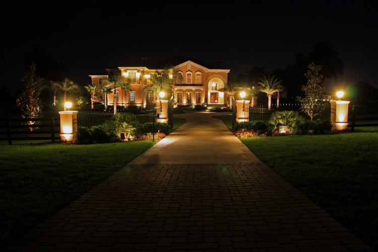 best outdoor lighting photo - 4