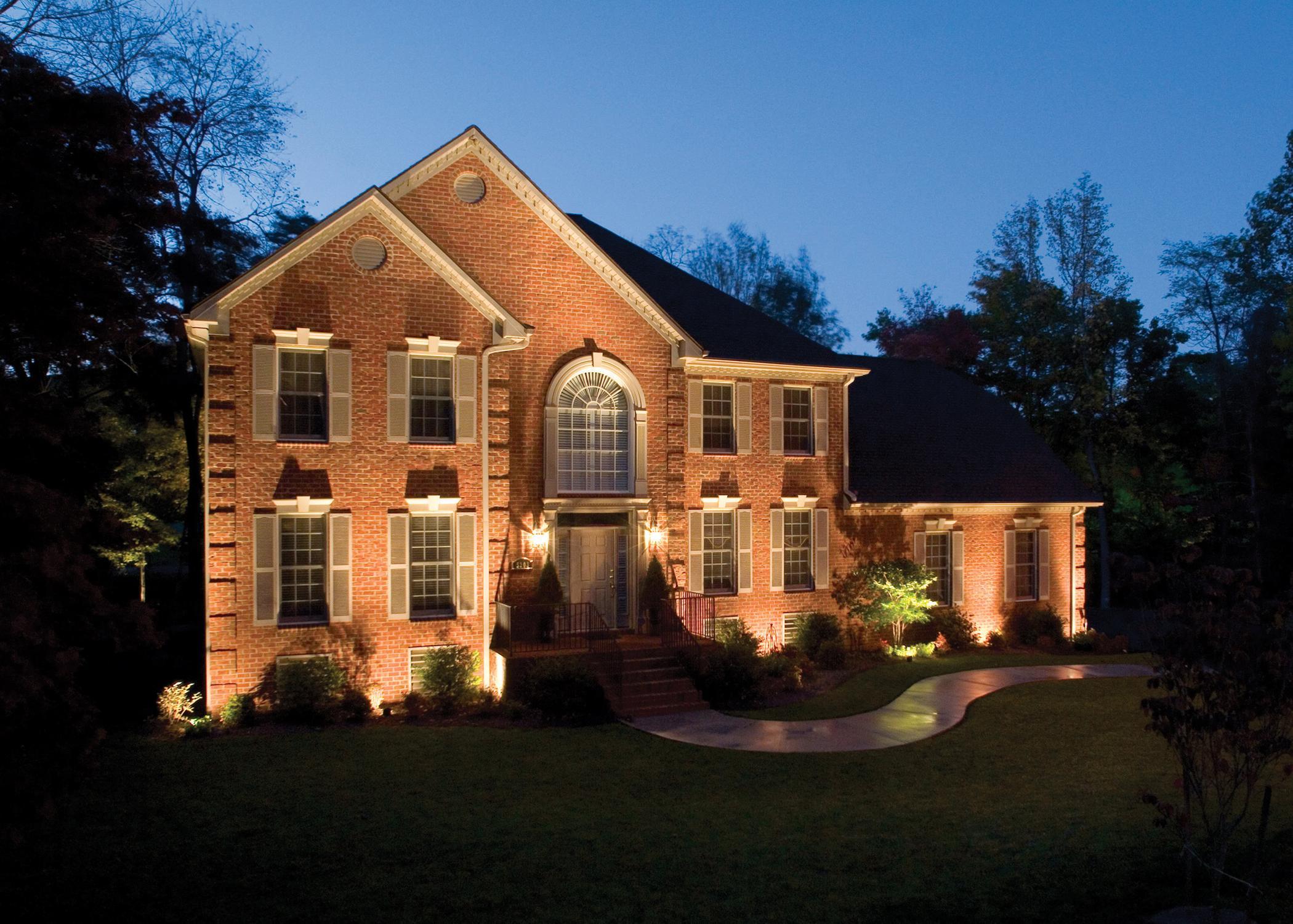 best outdoor lighting photo - 5