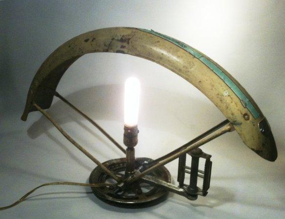 bicycle lamp photo - 5
