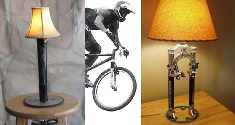 bicycle lamp photo - 9