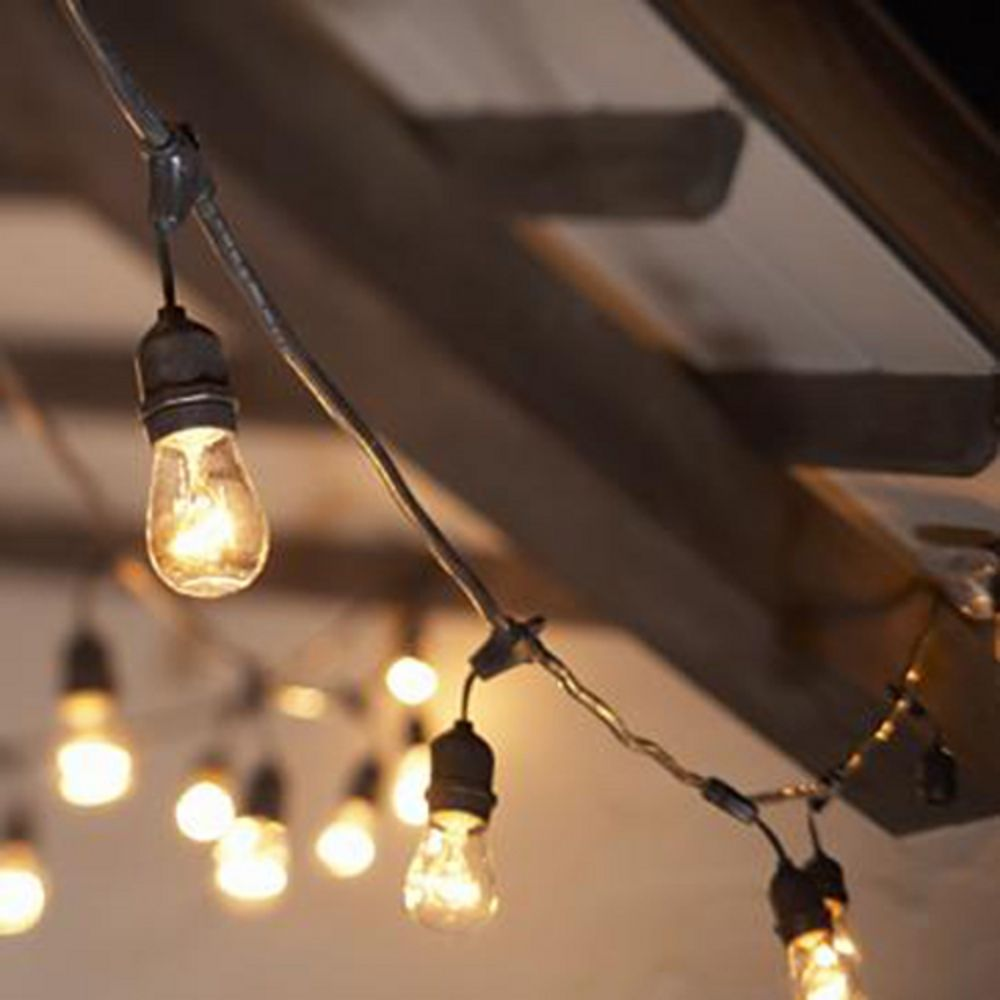 Outdoor String Lights Large Bulbs : 10 benefits of Big bulb outdoor string lights Warisan Lighting