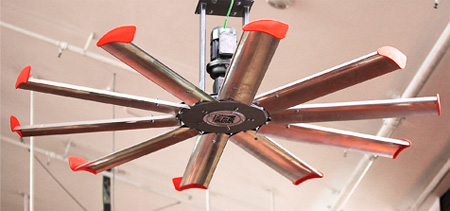 biggest ceiling fan photo - 4