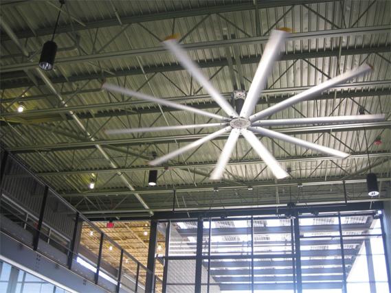 biggest ceiling fan photo - 7