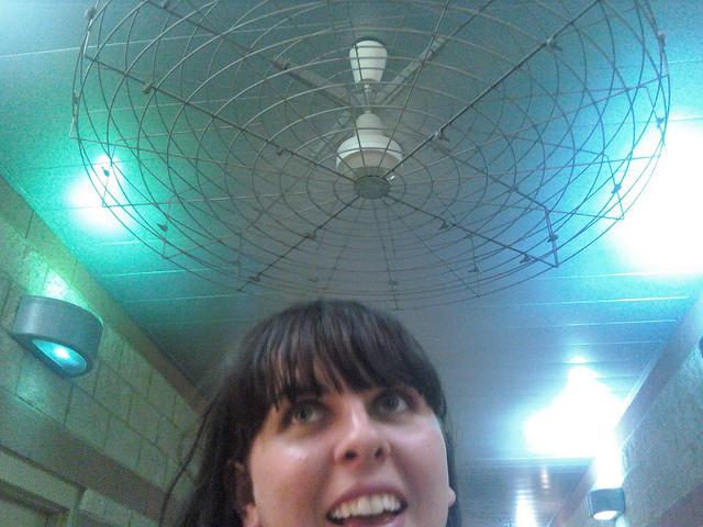 biggest ceiling fan photo - 9