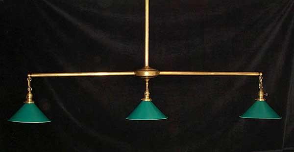 billiard lamps photo - 9