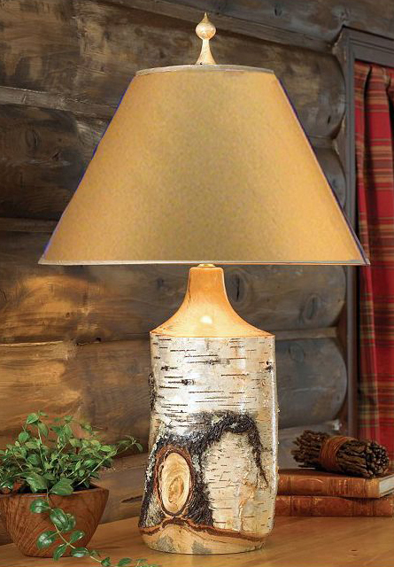 birch lamp photo - 5