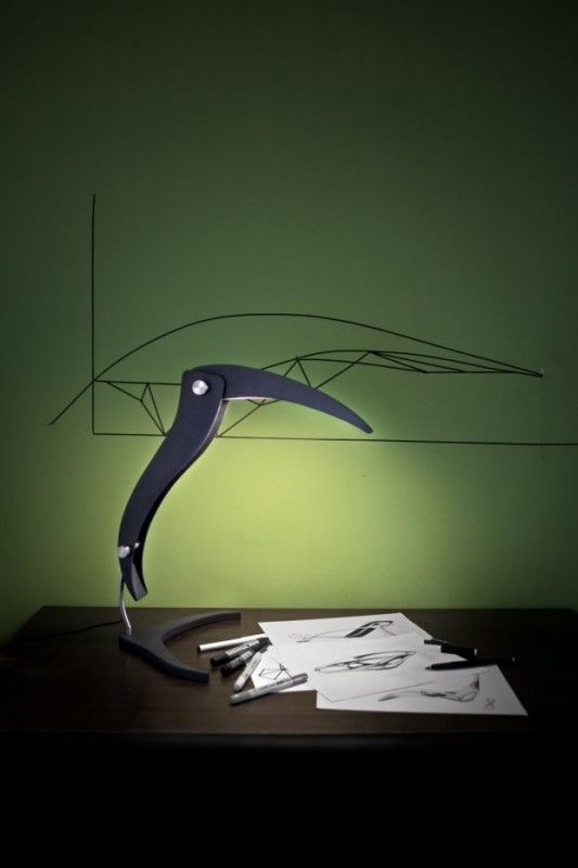 bird lamps photo - 10