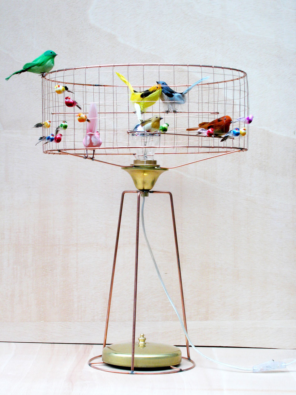 bird lamps photo - 8