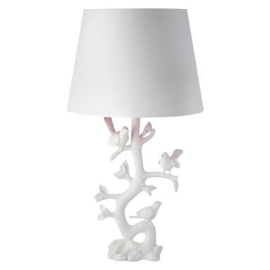 Lovely Bird Table Lamp Photo   2