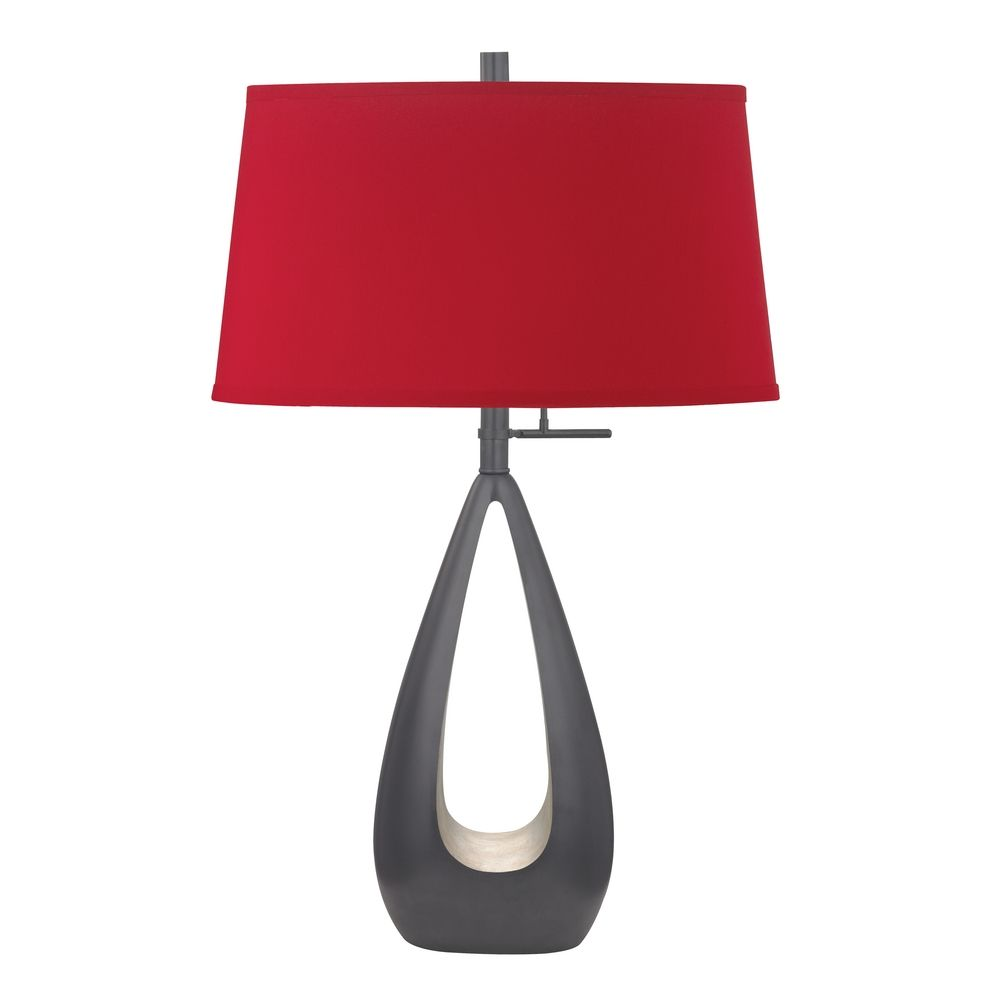 10 Ways To Light Your Room With Black And Red Lamps