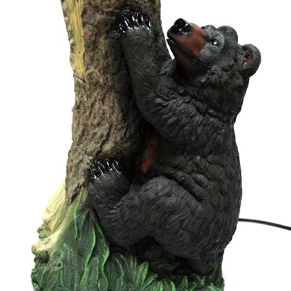 black bear lamps photo - 10
