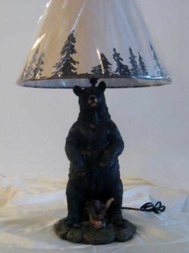 black bear lamps photo - 4