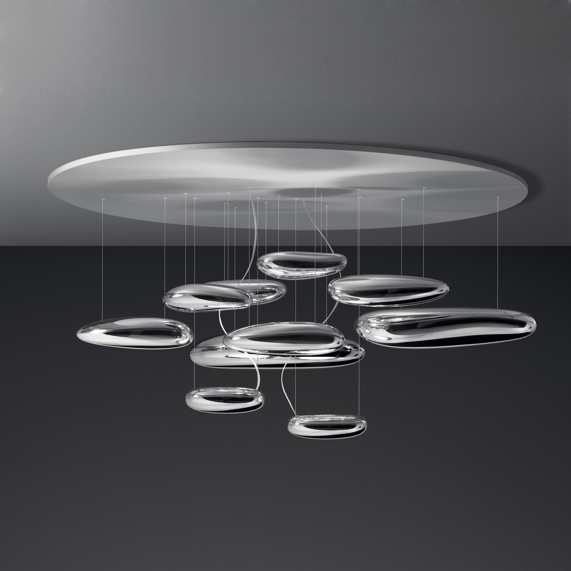 black ceiling lights modern photo - 4