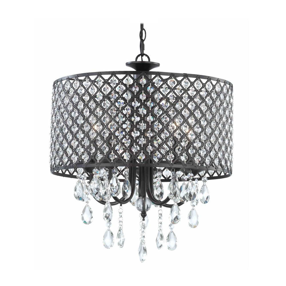 TOP 10 Black Chandelier Table Lamps 2019