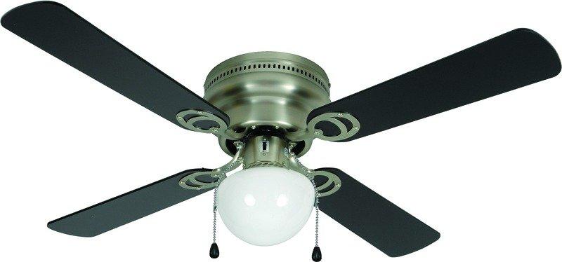 black light ceiling fan photo - 2