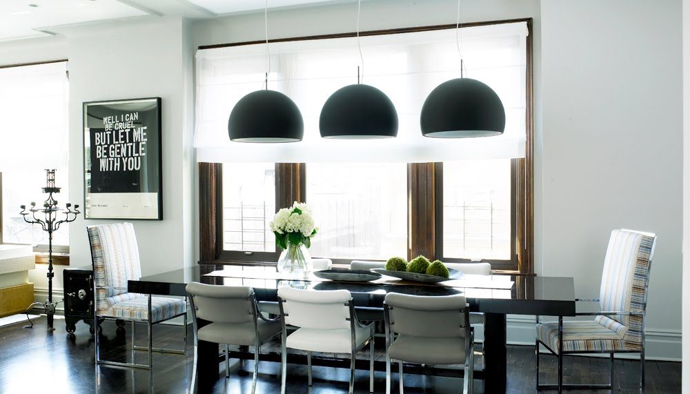 black nickel ceiling lights photo - 3
