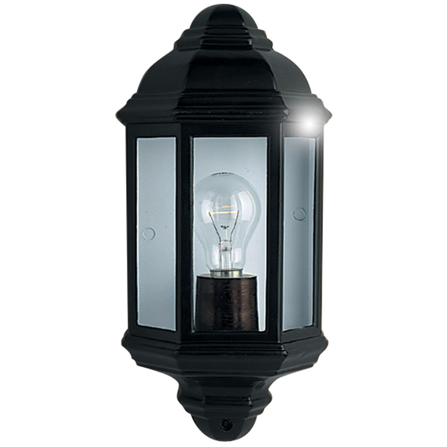black outdoor wall lights photo - 8