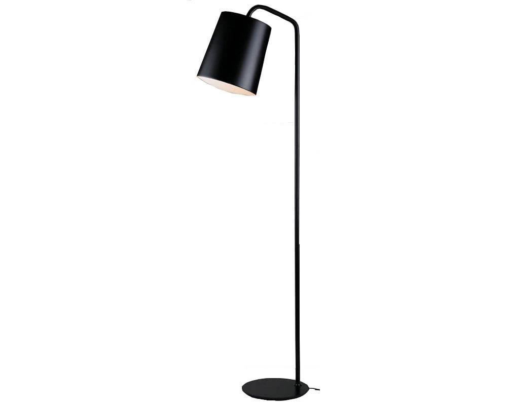 black tall lamp photo - 5
