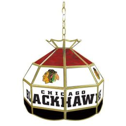 blackhawks lamp photo - 5