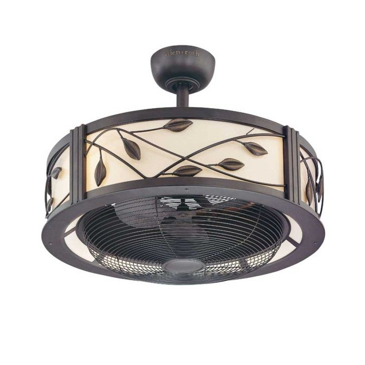 bladeless ceiling fans photo - 10