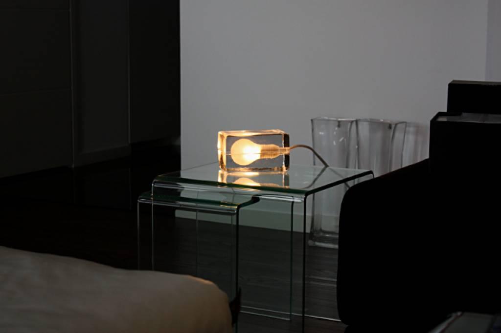 block lamp photo - 6