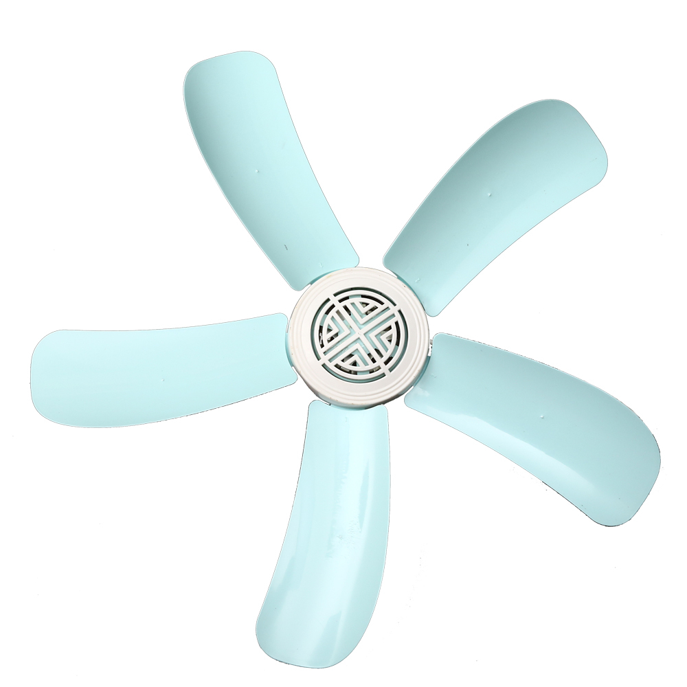 blue ceiling fans photo - 6