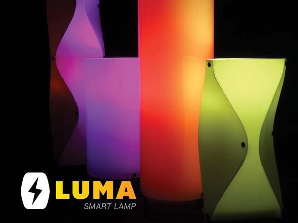 bluetooth lamp photo - 1