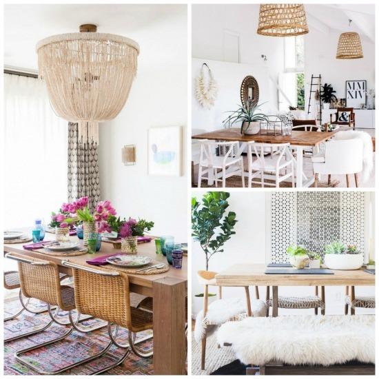 Wonderful Bohemian Living Room Rug
