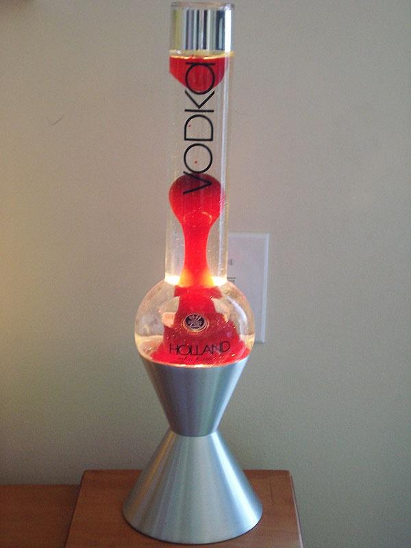 bong lamp photo - 1