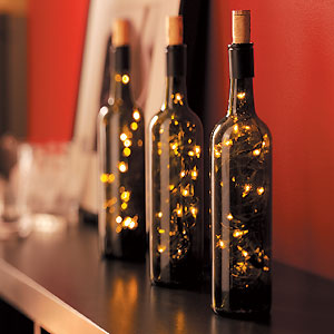 bottle lamps photo - 6