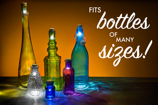 bottle lamps photo - 7