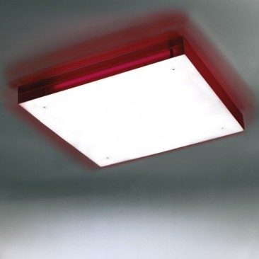 box ceiling light photo - 9