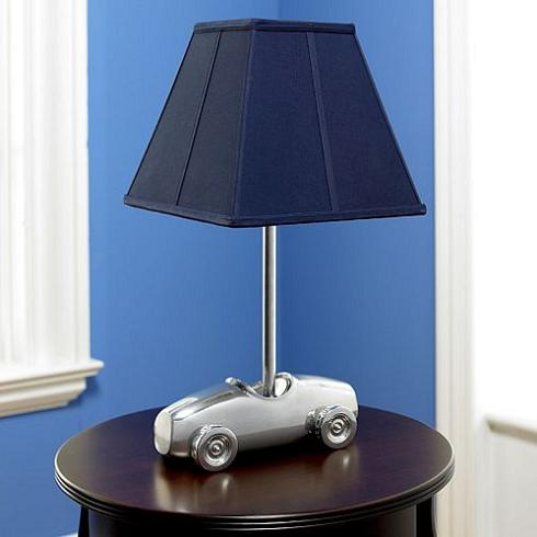 boys room lamp photo - 1