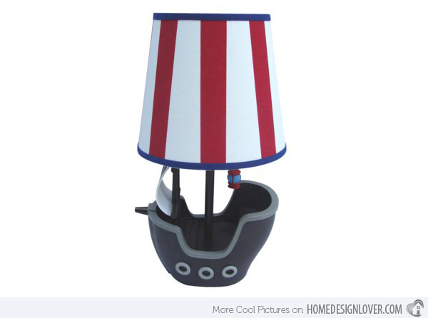 boys table lamps photo - 2