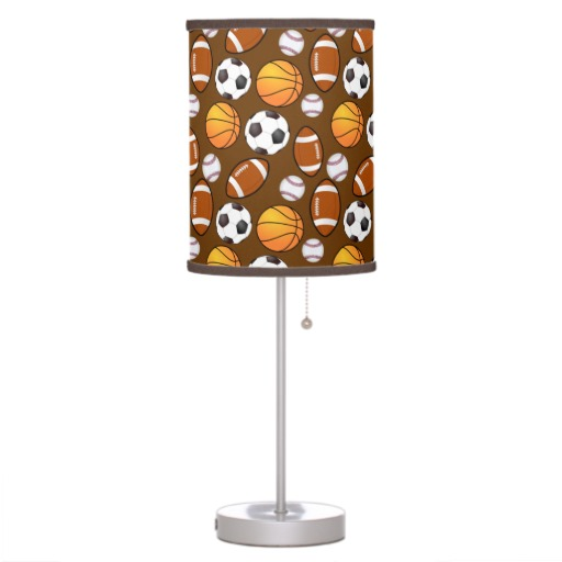 boys table lamps photo - 5