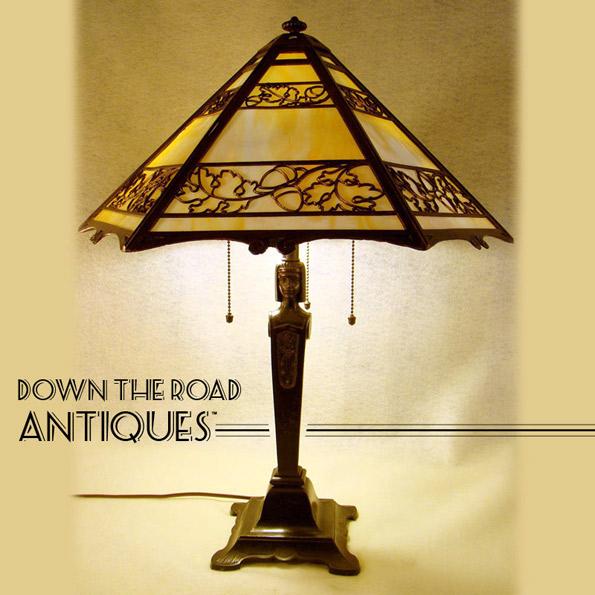 bradley hubbard lamp photo - 1