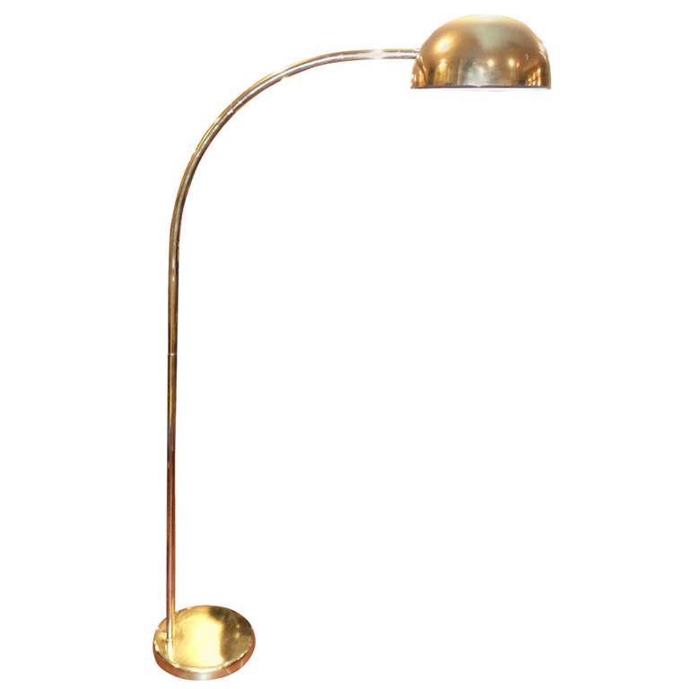 Brass Arc Floor Lamp 10 Reasons To Buy Warisan Lighting