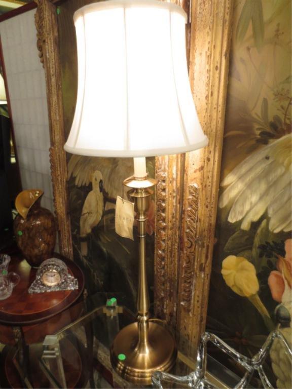 brass buffet lamps photo - 7