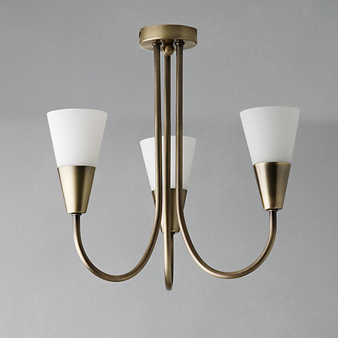 brass ceiling lights photo - 5