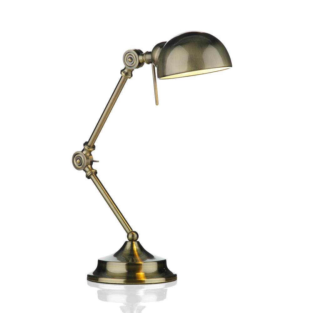 brass desk lamps photo - 7