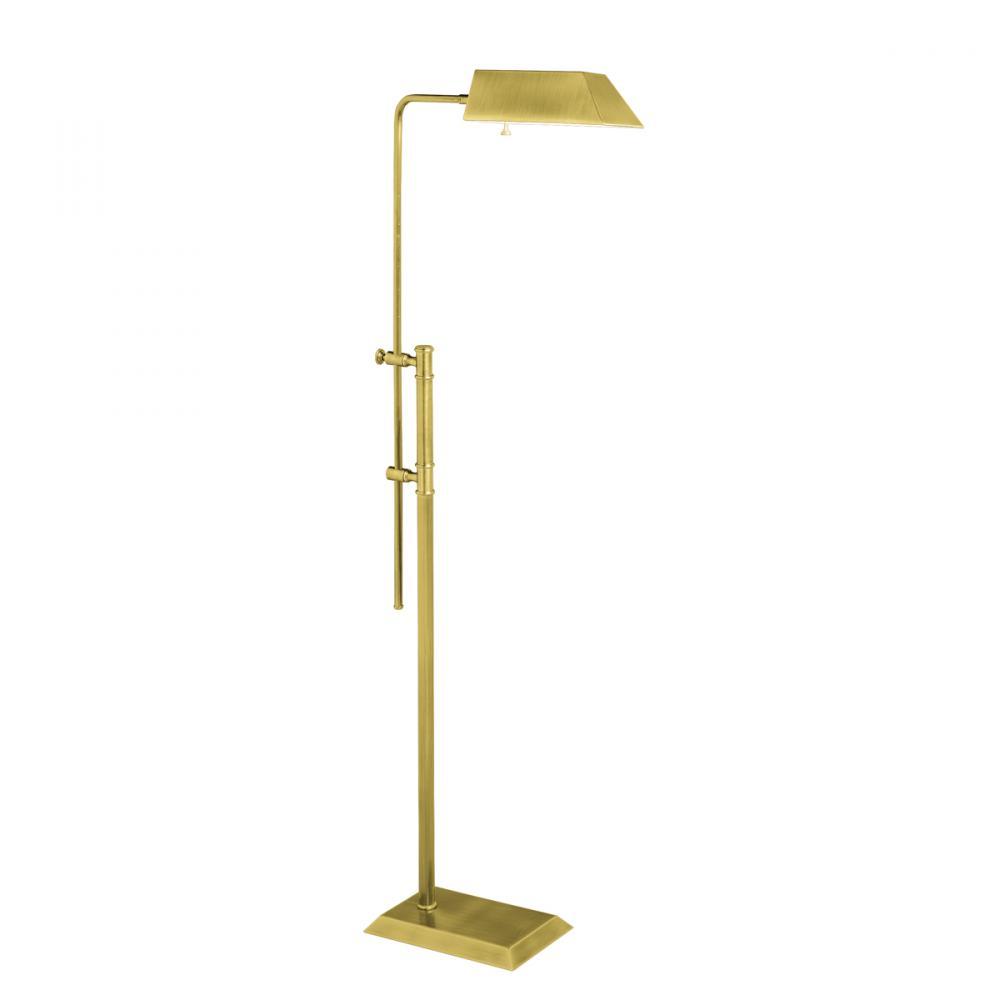 Brass Floor Lamp: brass floor lamps photo - 1,Lighting
