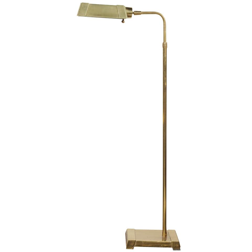 brass pharmacy lamp photo - 7