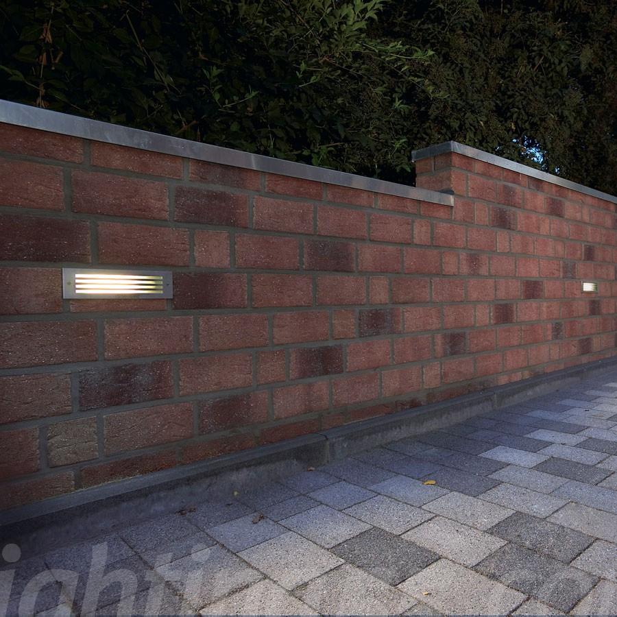 brick lights outdoor photo - 7