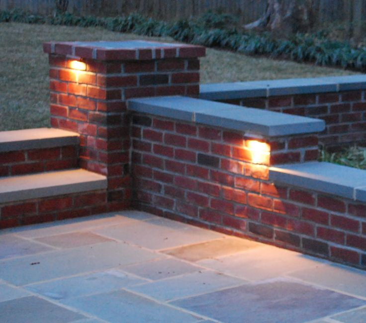 Brick Lights Outdoor Warisan Lighting