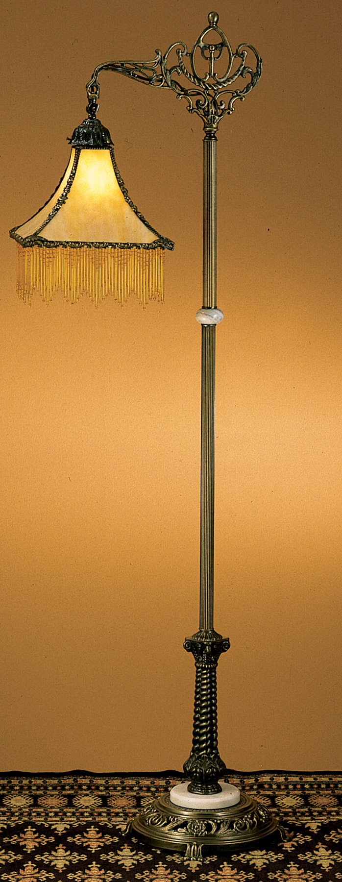 bridge floor lamp photo - 10